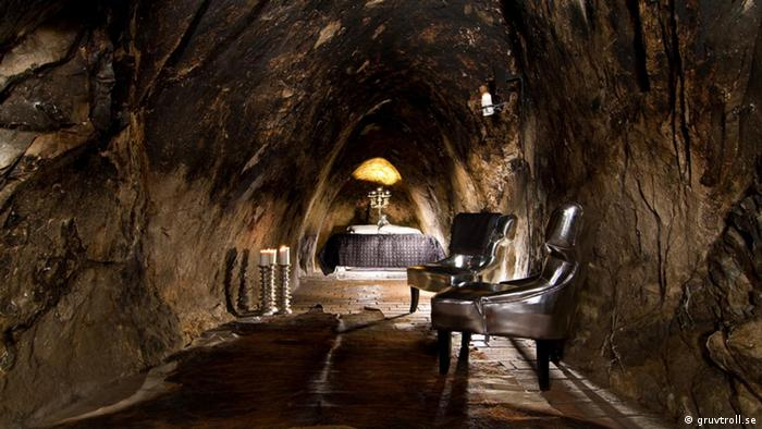 Отель Sala Silver Mine