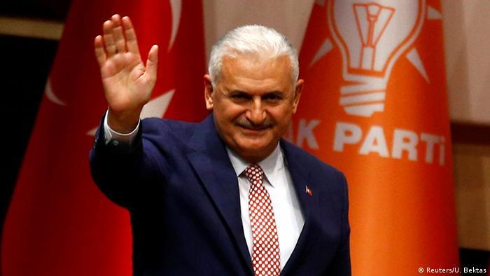 Türkei Minister Binali Yildirim
