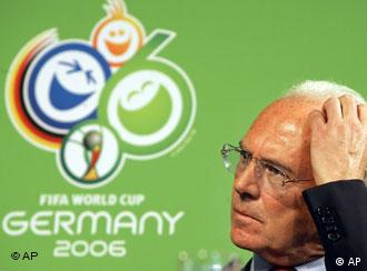 FIFA is laughing all the way to the bank while Beckenbauer and Co. ponder what went wrong