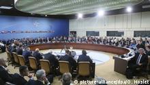 Brüssel NATO Hauptquartier - Montenegro neues Mitglied