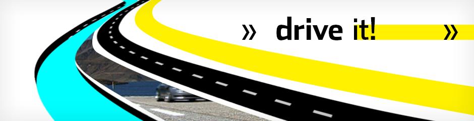 Drive it!   DW.COM
