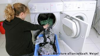 Τι κάνεις με το χαλασμένο πλυντήριο;