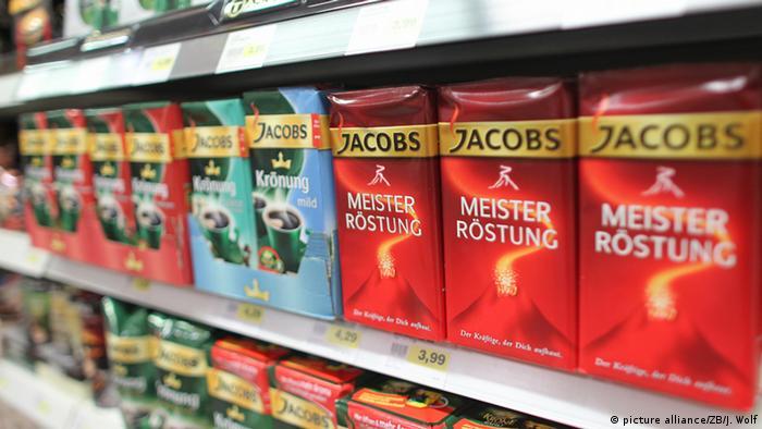 Кофе Jacobs