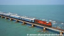 Indien Chennai-Rameswaram Route (picture-alliance/Tuul/robertharding)