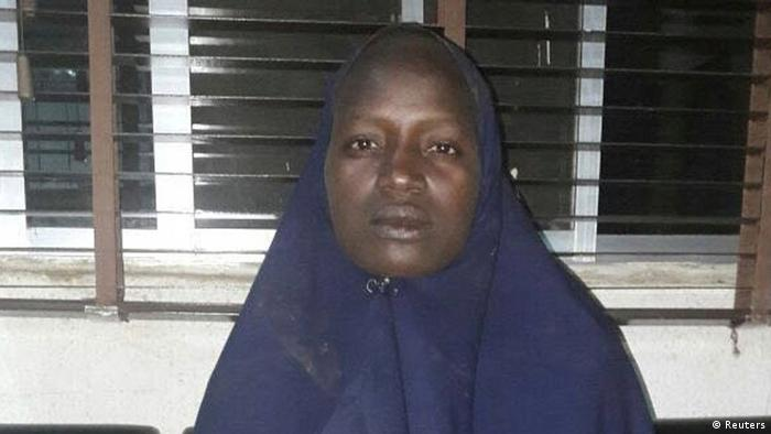 The second Chibok schoolgirl reported to have been freed