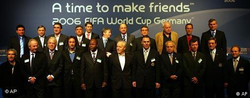 FIFA-Workshop zur WM 2006