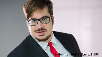 Kristian Brakel Leiter der Heinrich Böll-Stiftung Istanbul