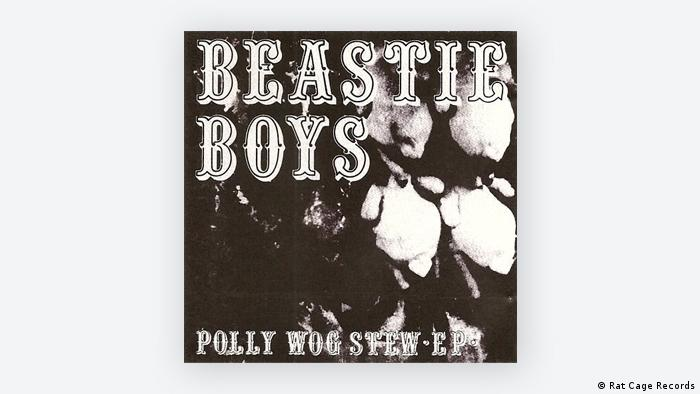 Albumcover Beastie Boys Polly Wog Stew Screenshot Copyright: Rat Cage Records