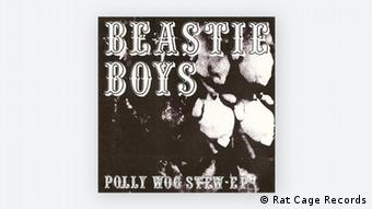 Albumcover Beastie Boys Polly Wog Stew Screenshot, © Rat Cage Records
