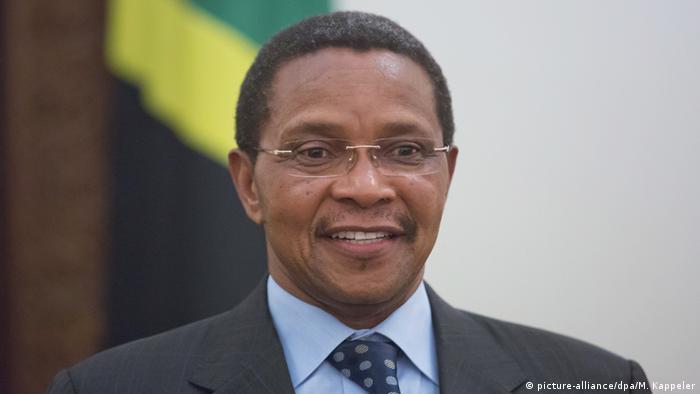 Tanzania Dar es Sallam Jakaya Kikwete ehemaliger Präsident von Tanzania