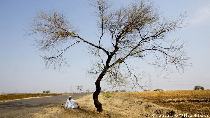 Maharashtra, estado clave en la producción de cebolla india, ha sido fuertemente golpeado por la sequía en el pasado.