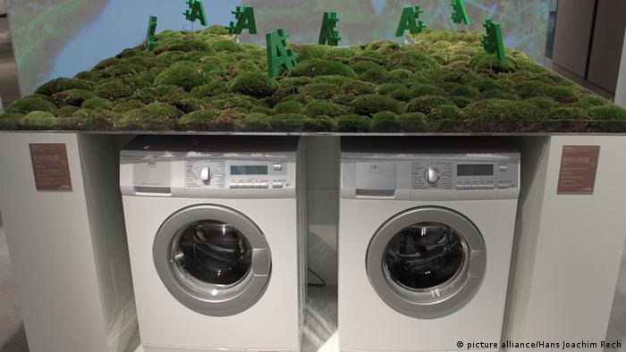 AEG: стиральная машина Lavamat
