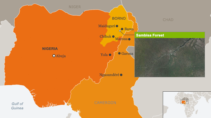 Sambisa Forest Nigeria