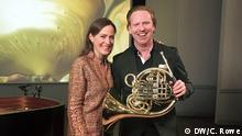 Berlin Konzerthaus Sarah Willis und Daniel Hope