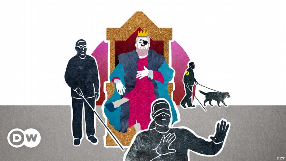 Unter den Blinden ist der Einäugige König