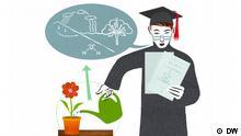 Deutschkurse Eine Doktorarbeit aus etwas machen