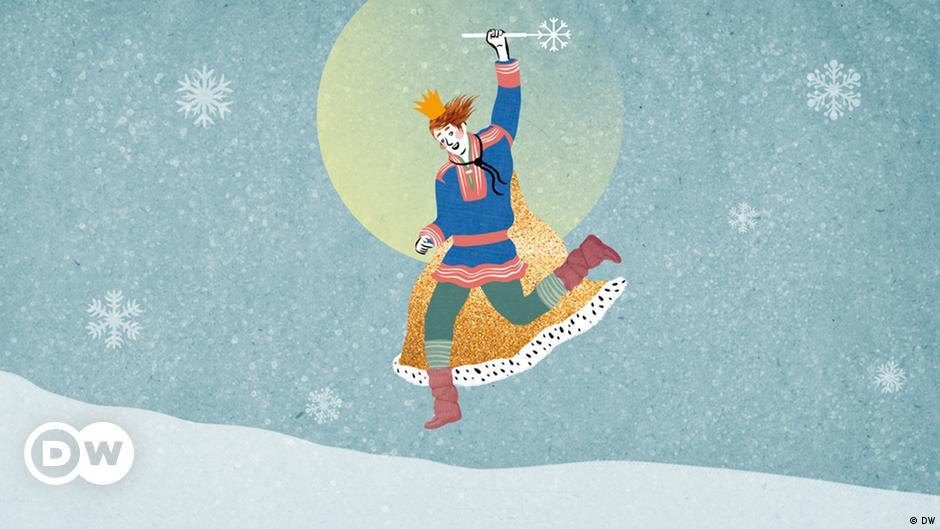 Sich freuen wie ein Schneekönig
