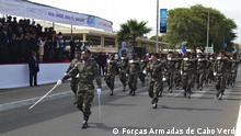 05.16.2016 Militärparade in Praia Kap Verde Copyright: Forças Armadas de Cabo Verde