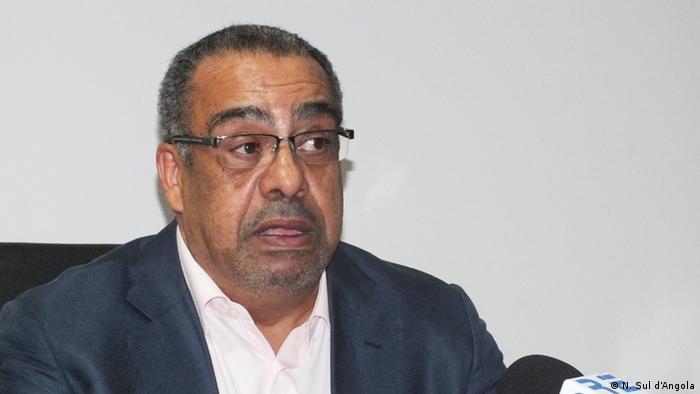 Angola Luanda Carlos Rosado de Carvalho