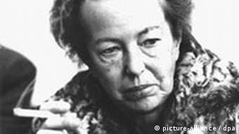 Professorin Maria Goeppert-Mayer