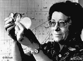 Marga Faulstich, inventora das lentes que revolucionaram a óptica