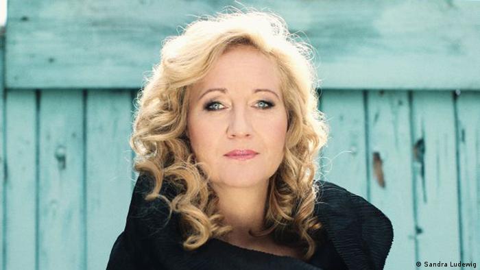 German soprano Simone Kermes (Ludewig)