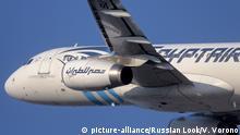 Ägypten Egypt Air Flugzeug Airbus A320
