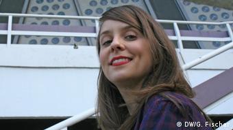 Clarissa Neher vive em Berlim desde 2008