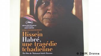 Hissein Habré, une tragédie tchadienne Dokumentarfilm Filmfestival Cannes