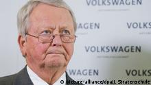 Wolfgang Porsche Volkswagen