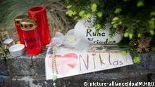 Niklas P. Bonn Bad Godesberg Trauer Kerzen Abschied