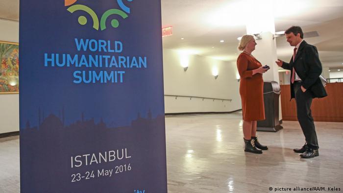 Cúpula Humanitária Mundial de Istambul é a primeira do gênero