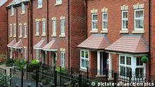Housing stock. General view of residential homes in South Derbyshire. Picture date: Sunday January 5, 2014. Photo credit should read: Rui Vieira/PA Wire URN:18601578   Copyright: picture-alliance/empics
