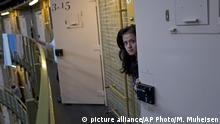 Niederlande Asyl hinter Gittern