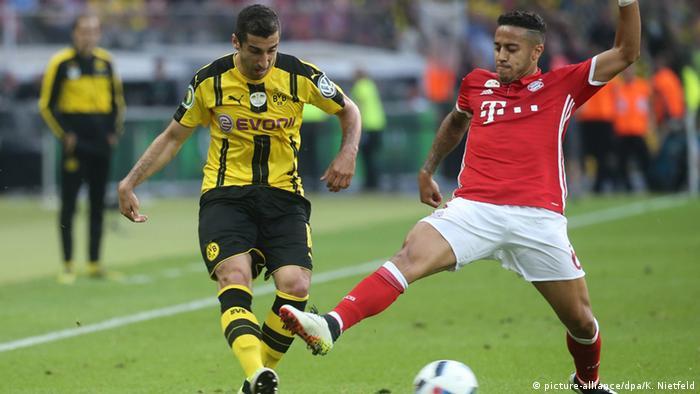 Deutschland DFB Pokal Finale FC Bayern München - Borussia Dortmund