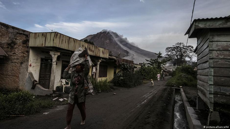 tote bei vulkanausbruch in indonesien | aktuell asien | dw