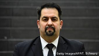 Zentralrat der Muslime in Deutschland, Vorsitzender Aiman Mazyek (Getty Images/AFP/T. Schwarz)