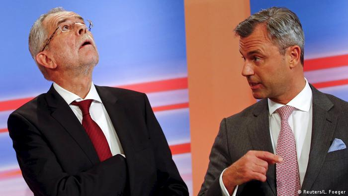 Far-right or green? Austria votes in the country's presidential election