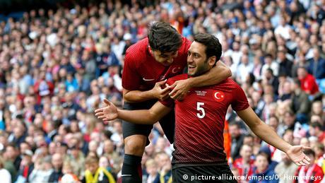 Freundschaftsspiel England Türkei Hakan Calhanoglu