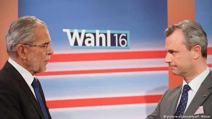 Austria S Green Backed Van Der Bellen Wins Presidential Election