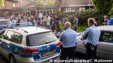 Deutschland Massenschlägerei unter Flüchtlingen in Bielefeld