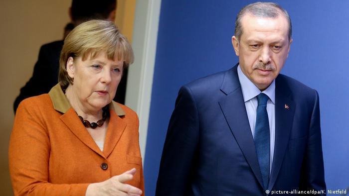 Almanya'dan Erdoğan'a 'soğukkanlılık' çağrısı