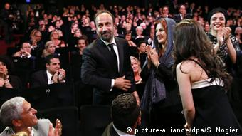 Frankreich Filmfestival in Cannes