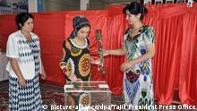 Tadschikistan Referendum über Verfassungsänderung