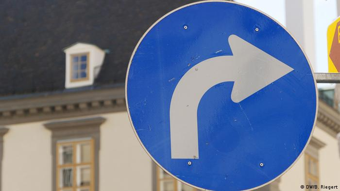 Europas Veränderte Politische Landkarte Europa Dw 20062018