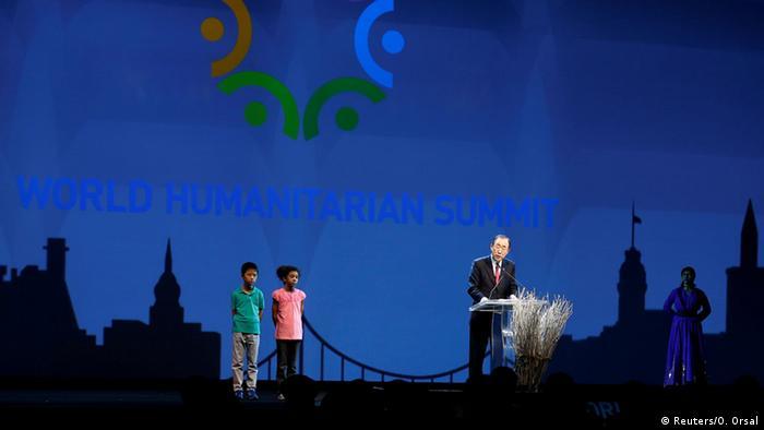 Türkei Humanitärer Weltgipfel