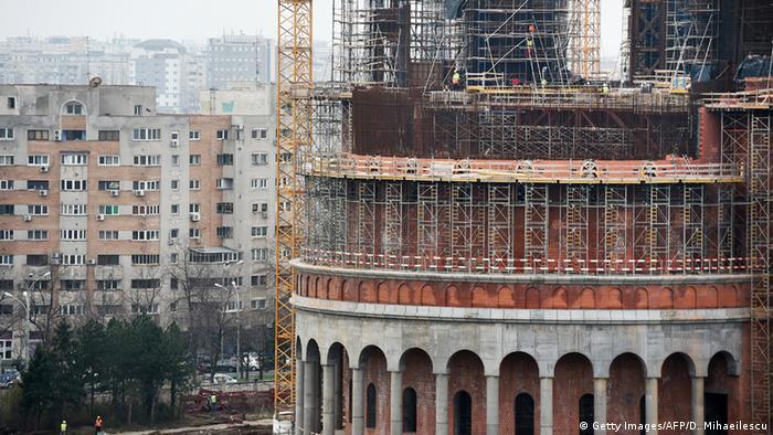 Rumänien Bukarest Kathedrale der Erlösung des Volkes