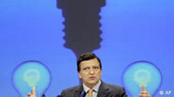 Barroso warnt vor wirtschaftlichem Nationalismus bei Energie