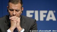 FIFA-Interimsgeneralsekretär Markus Kattner mit sofortiger Wirkung entlassen