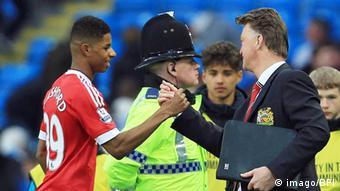 trener for manchester united